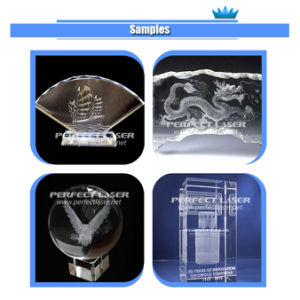 Inner Engraving Machine// High Speed //Holy Laser// for Crystal & Glass pictures & photos