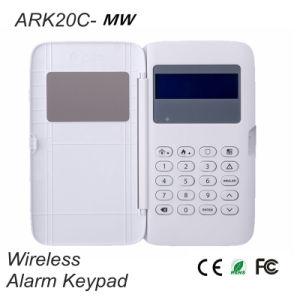 Dahua 1km Transmit Distance Wireless Alarm Keypad {Ark20c-MW} pictures & photos