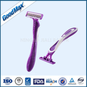 New Mixed Packing Triple Blade Disposable Shaving Razor pictures & photos
