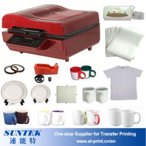 St-3042 Mini Sublimation 3D Machine for Phone Cases pictures & photos