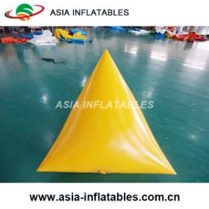 0.9mm PVC Tarpaulin Cheap Water Floating Inflatable Buoys pictures & photos