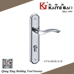 304 Stainless Steel Door Handle on Plate (KTG-8505-018) pictures & photos