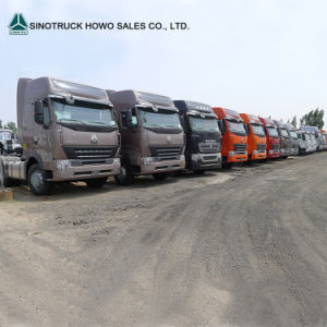 Sinotruk HOWO 420 A7 Tractor Truck for Sale pictures & photos