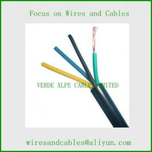 PVC Electric Wire Cable, Building Wire for Light pictures & photos