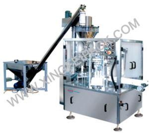 Autoamtic Pre-Made Bag Powder Filling Machine (XFG) pictures & photos