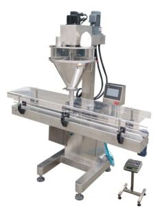 New Automatic Linear Powder Filler pictures & photos