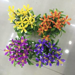 Artificial Plastic Plants and Flowers of Small Bonsai Plants Gu201707 pictures & photos