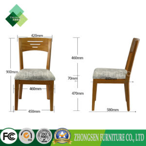 Modern Simple Style Beech Hotel Chair for Living Room (ZSC-13) pictures & photos