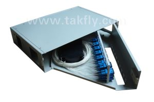 36 Cores Rotary Type Fiber Optical Patch Panel pictures & photos