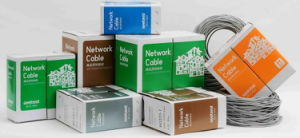 Wholesale High Quality Ethernet Cat5e CAT6 Network Cable pictures & photos