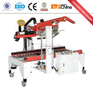 Hot Sale Semi-Automatic Carton Folding&Sealing Machine Price pictures & photos