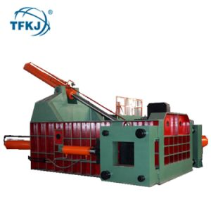 China Factory Sale High Quality Hydraulic Aluminum Package Baling Machine pictures & photos
