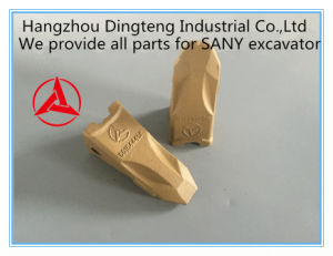 Sany Excavator Bucket Tooth 12076675K for Sany Sy55 Hydraulic Excavator pictures & photos
