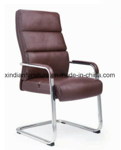Mesh Back Hot Sale Leather Meeting Office Chair pictures & photos
