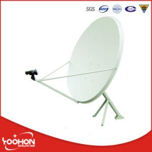 90cm Offset Satellite Dish Antenna pictures & photos