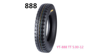Yohotoma High Strength and Quality Motorcycle Tyre 500-12 pictures & photos