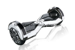 8 Inch Self Balance Scooter with Bluetooth & Flashing Lights pictures & photos