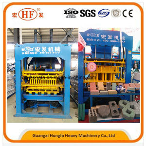 Concrete Block Making Machine Paver Brick Making Machine pictures & photos