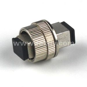 Adapter Type Mechanical Variable Fiber St/Sc Optic Attenuator pictures & photos