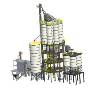 Dry Mortar Mixing Plant, Dry Motar Plant pictures & photos