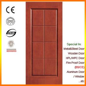 Sapelli Veneer Wooden Office Door pictures & photos