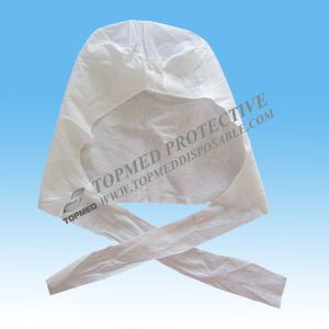 Disposable Worker Cap for Man, Disposable Dustproof Hed Cover pictures & photos
