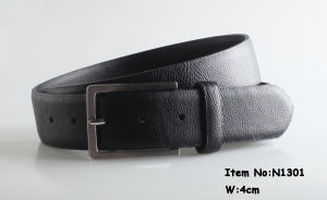 2018 Fashion Men PU Belt (N1301) pictures & photos