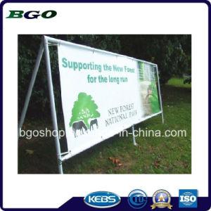 PVC Frontlit Flex Banner Exhibition Display Banner Flex (500dx500d 18X12 510g) pictures & photos