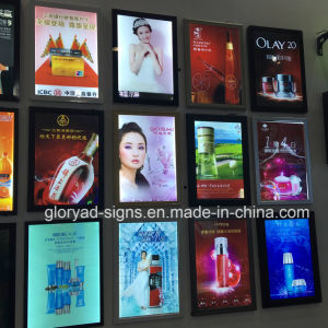 Ultra Thin Snap Slim Light Box for LED Sign and Advertising pictures & photos