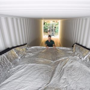 Thermal Shipping Blankets and Liners for Cold Chain Shipping pictures & photos