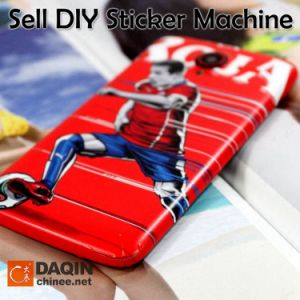 Printer for DIY Phone Sticker Mobile Skin Machine pictures & photos