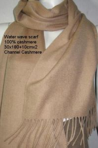 Cashmere Water Wave Scarf pictures & photos