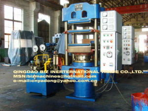 Plate Vulcanizing Press (XLB-0.50MND400X400) pictures & photos