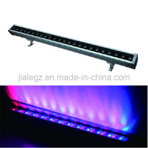 24*4W RGBW 4in1 Multi Color LED Wall Washer Stage Light