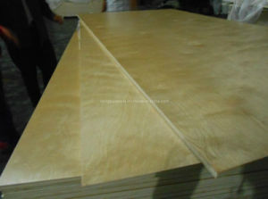 UV Birch Plywood for Furniture, Cabinet, Decoration