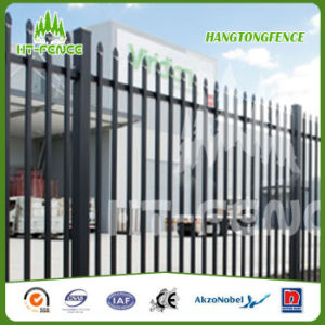 Professional Manufacture Steel Panel Fencing pictures & photos