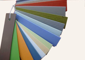 High Glossy Solid Color PVC Edge Banding (E0301) pictures & photos
