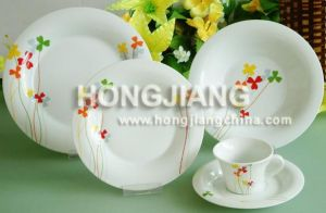 20pcs Dinner Set (HJ008YX003) pictures & photos