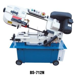 Horizontal Band Saw (Band Sawing Machine BS 712N) pictures & photos