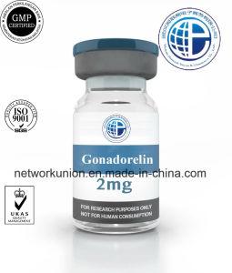 Gonadorelin (Gonadorelin Acetate) CAS 34973-08-5 2mg/Vial Gonadotropin-Releasing Hormone Peptide pictures & photos