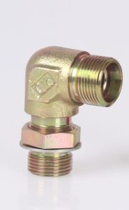 Adjustable Lock Nut Elbow pictures & photos