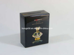 Small Magnetic Lacquered Wooden Box for Gift Packaging (HYW048) pictures & photos