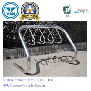 Widely Used 304 Stainless Steel Bike Rack pictures & photos