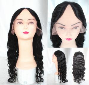 Brazilian Human Hair U Part Wig