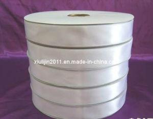 Blueness Polyester Satin Ribbon Label Tape (PS-701A1)