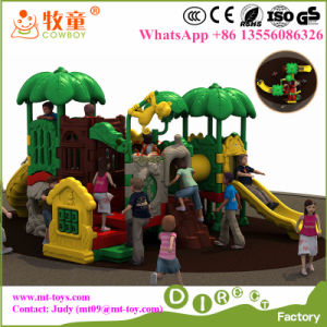 Outside Play Toys Plastic Outdoor Kids Playground for Nursery School pictures & photos