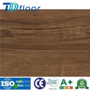 Factory Price Indoor Waterproof PVC Vinyl Dry Back Plank Flooring pictures & photos