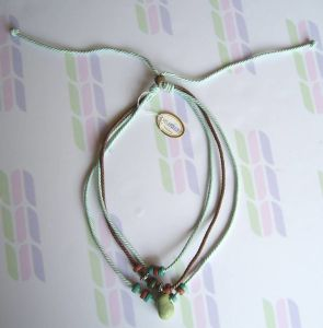 Earthware Necklace--SN612188 (NEW)