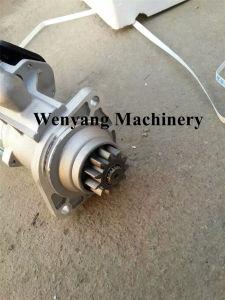 Shantui Bulldozer Spare Parts Dozer Engine Starter Motor pictures & photos