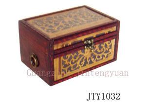 Wooden Jewellery Box (JTY1032)